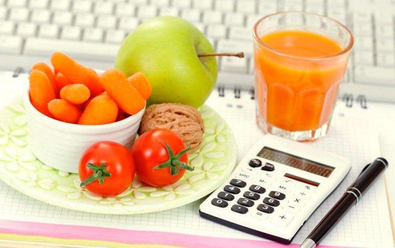 самая калорийная диета номер